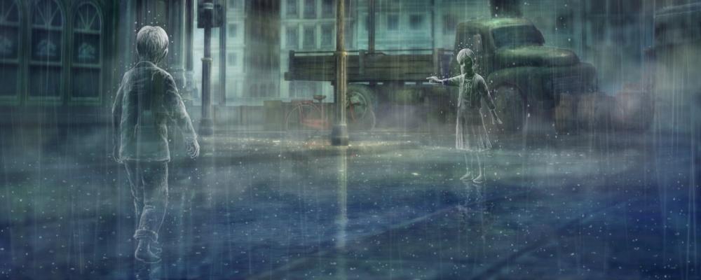 Rain – Regen war noch sie so schön