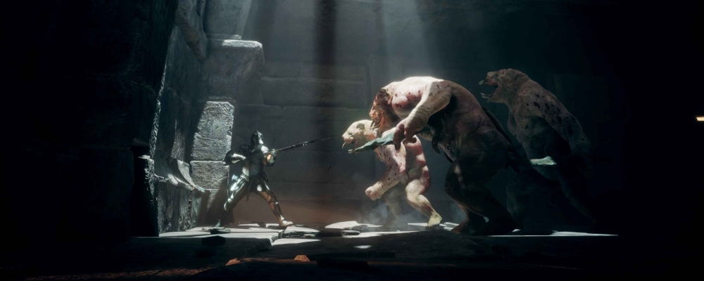 Deep Down wird Free-to Play!