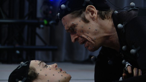Beyond Two Souls Full MoCap
