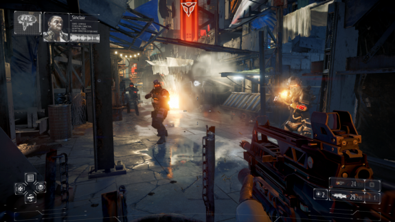 Killzone Shadow Fall Mission
