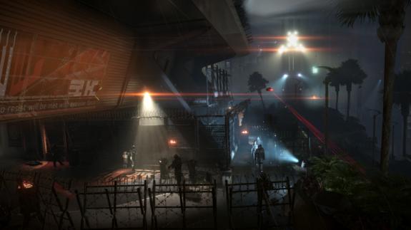 Killzone Shadow Fall Wall