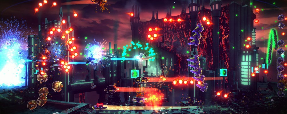 Resogun im Test