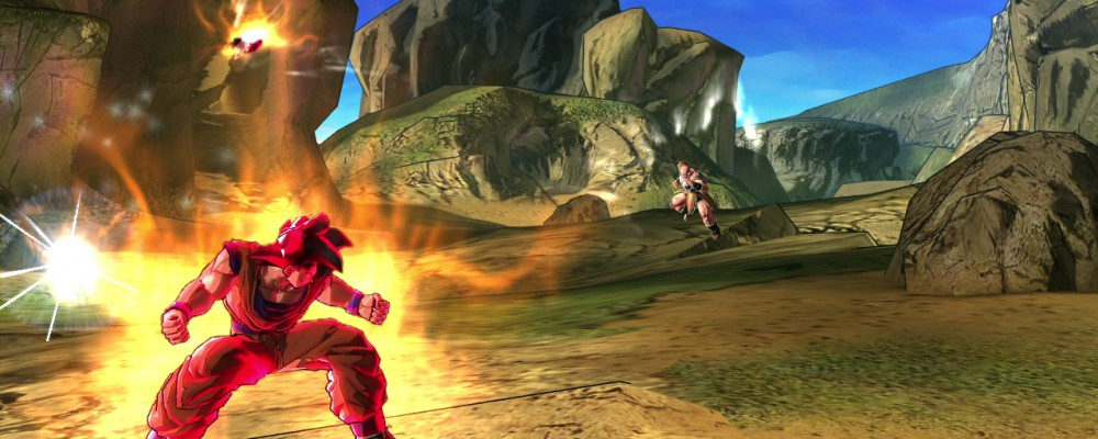 Dragonball Z – Battle of Z ab Sofort im Handel erhältlich