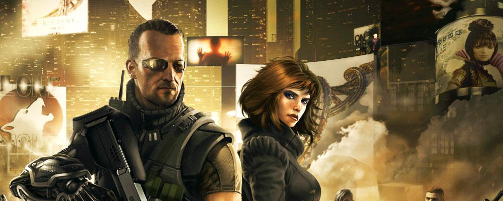 Deus Ex: The Fall kommt zu Steam