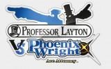 Prof. Layton vs. Phoenix Wright im Gentleman Test
