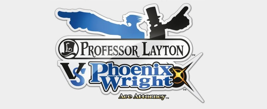 Prof. Layton vs. Phoenix Wright im Gentleman Test