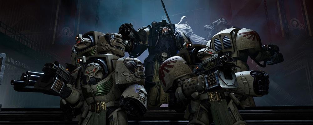 Neuer Stoff aus dem Warhammer 40K Universum