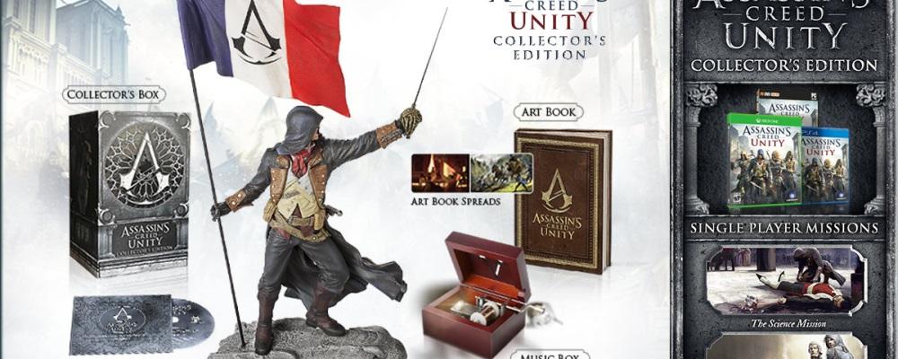 E3: Assassin's Creed Unity erscheint am 28. Oktober!