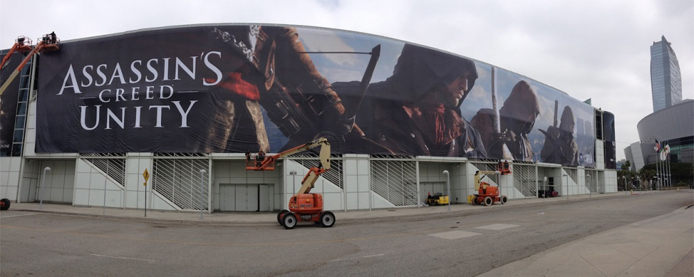 E3: Vier-Spieler Co-Op in Assassin's Creed Unity?