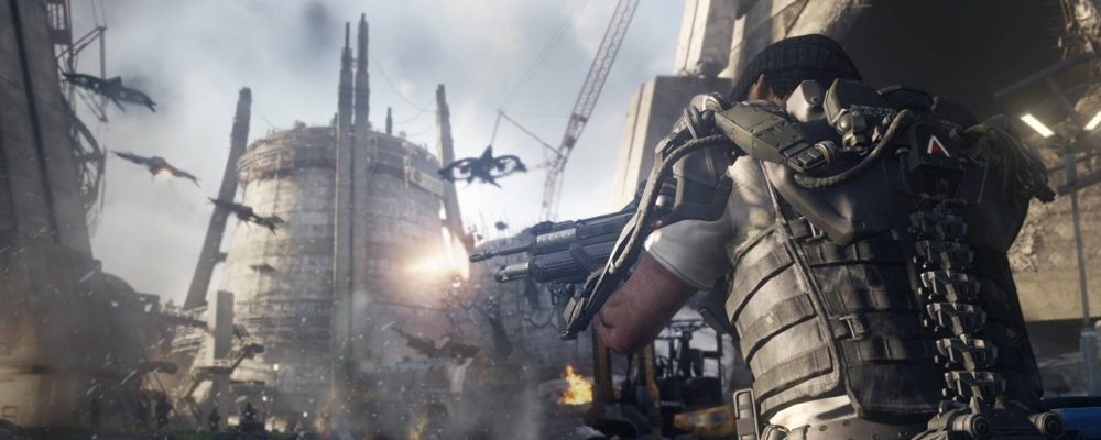 E3: Erstes Gameplay-Material zu Call of Duty: Advanced Warfare