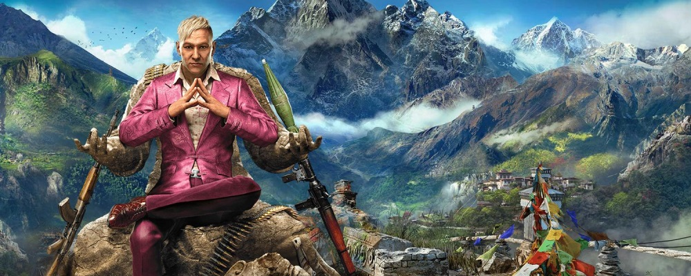E3: Far Cry 4 erscheint am 18. November!