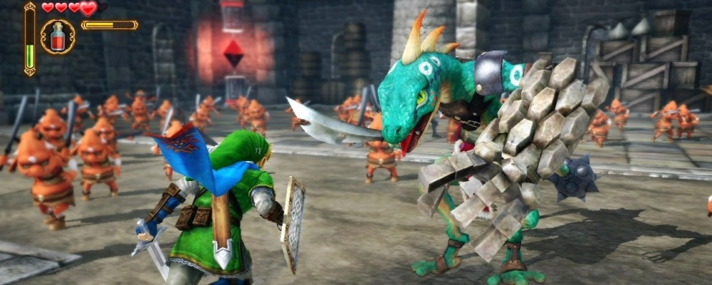 E3: Hyrule Warriors erscheint am 29. September!