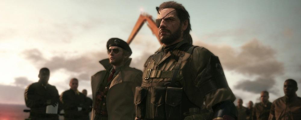 GC14: Konami stellt uns neue Aspekte zu Metal Gear Solid V: The Phantom Pain vor!
