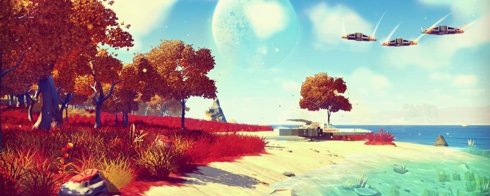E3: No Man's Sky erhält neues Gameplay-Material