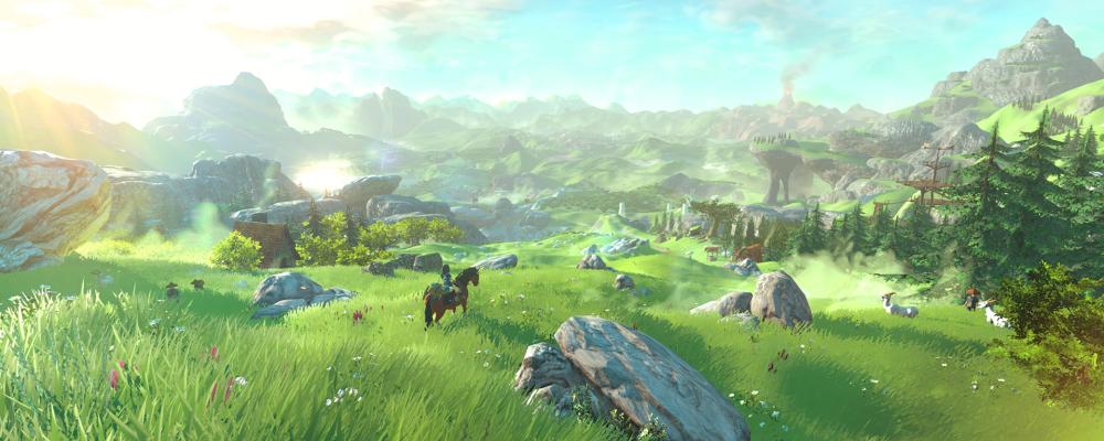 E3: Ein neuer Zelda-Titel erscheint 2015!