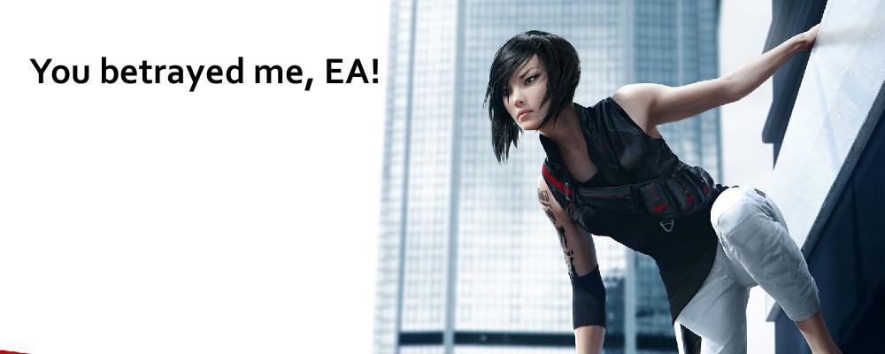 E3: Mirror's Edge 2 ist noch ein Konzept und wählt den falschen Ansatz