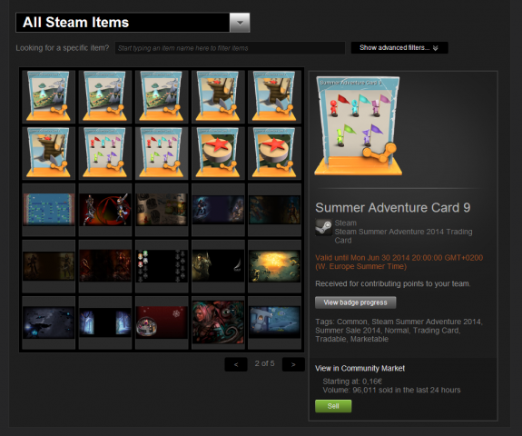 steamsummercards