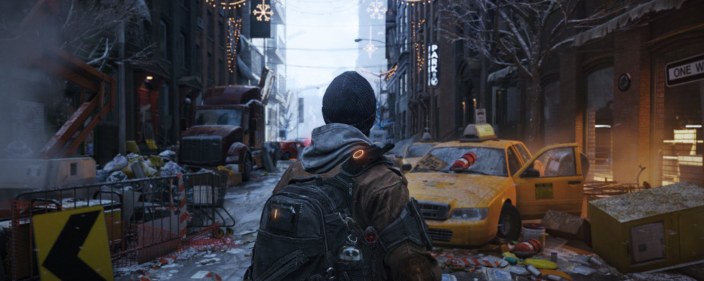 E3: The Division hat nun auch so 'nen Trailer