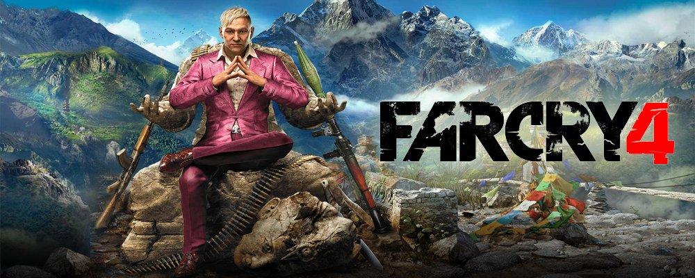 Far Cry 4 voll mit weiblichen Figuren
