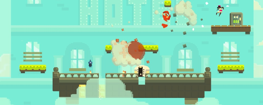 Check-in, Knock-out: Schneller Platform-Brawler angekündigt