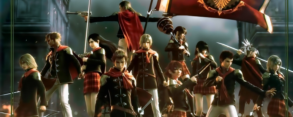 Final Fantasy Type-0: Square Enix lässt Fan-Übersetzung offline nehmen