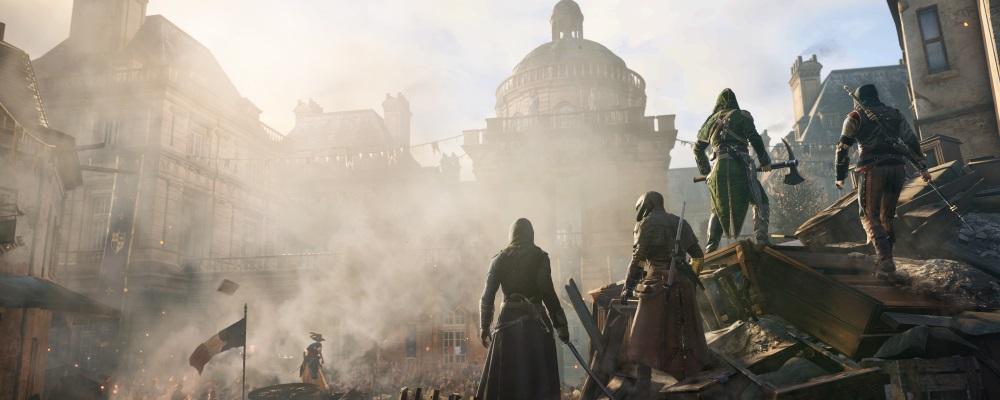 Assassins Creed: Unity – Karte von Paris sickert durch