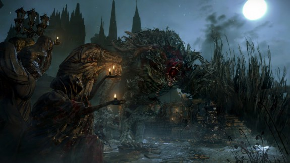 Bloodborne GC 2014 Detail