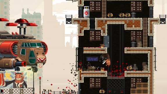 Broforce gamescom 2014