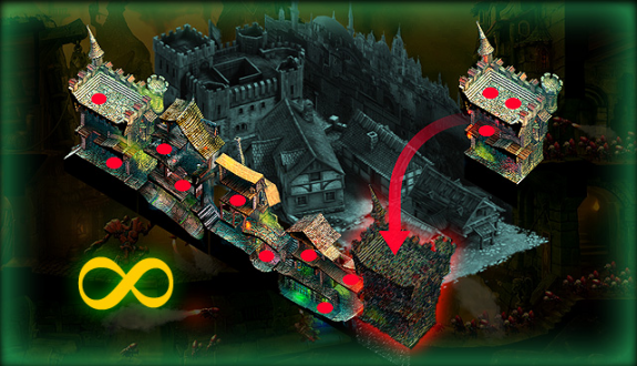 DieselStörmers gamescom 2014 Prozedural