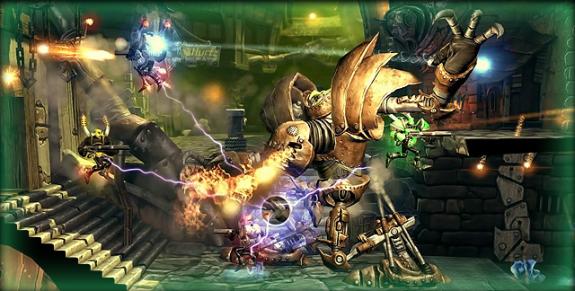 DieselStörmers gamescom 2014 Boss