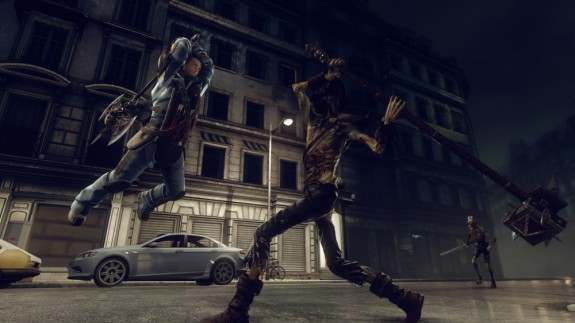 Shadow Realms gamescom 2014