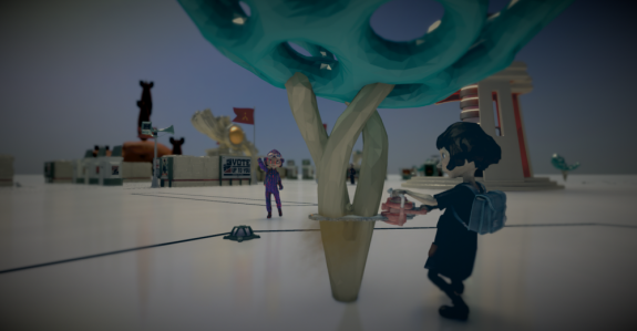 The Tomorrow Children gamescom 2014 Stil
