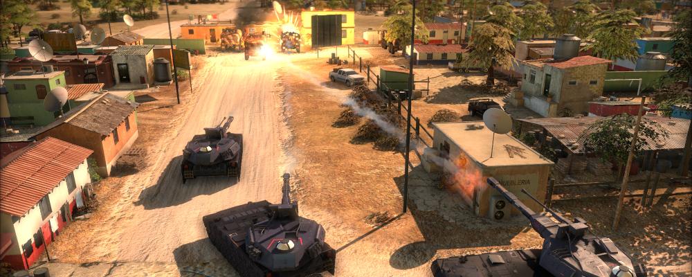 GC14: Schlacht der vierzig Armeen