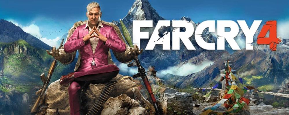 GC14: Far Cry 4 auch ohne Spiel mit Koop