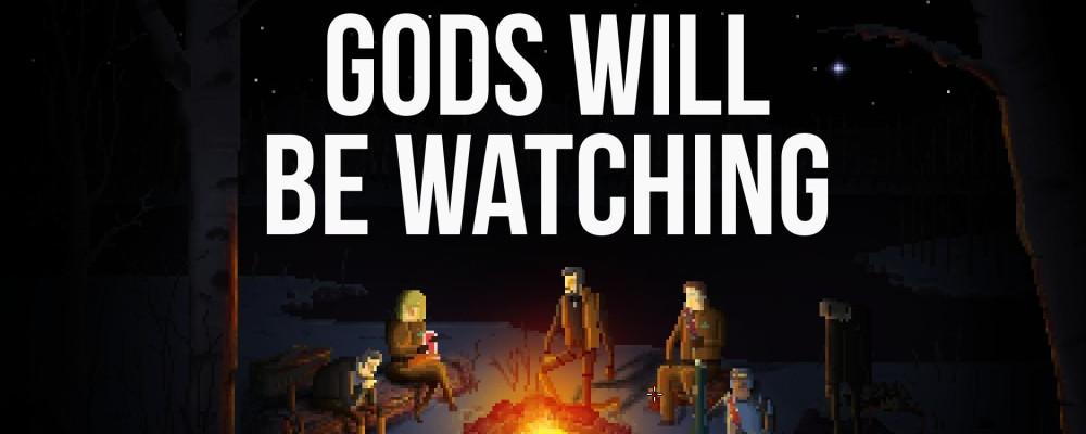 GC14: Die Götter haben zugesehen