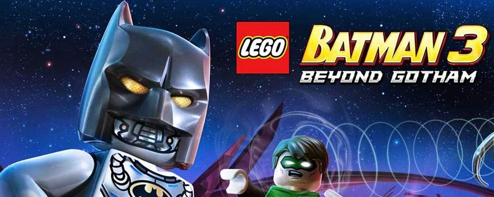 Lego Batman 3:Jenseits von Gotham erscheint im November