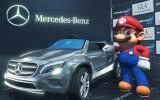 Nintendo und Mercedes veranstalten Mario Kart 8-Cup