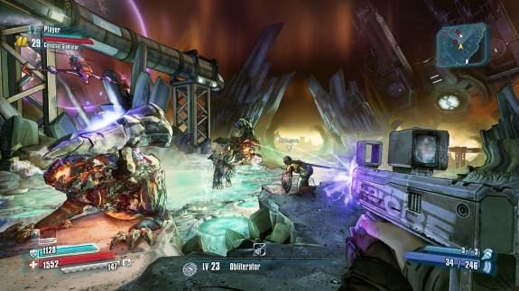 Borderlands The Pre-Sequel Enemies
