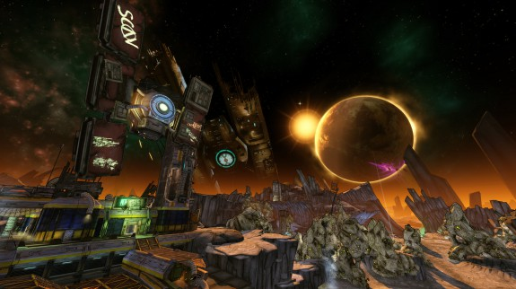 Borderlands The Pre Sequel Screenshot