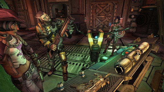 Borderlands The Pre-Sequel Vualt Hunters