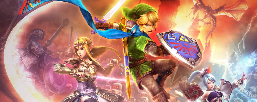 Hyrule Warriors, nun auch unterwegs