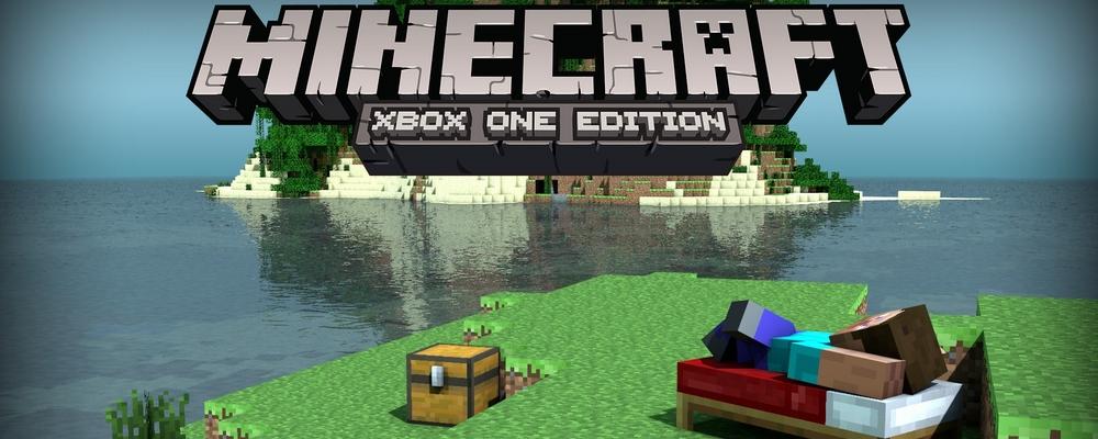 Minecraft im September auf Xbox One