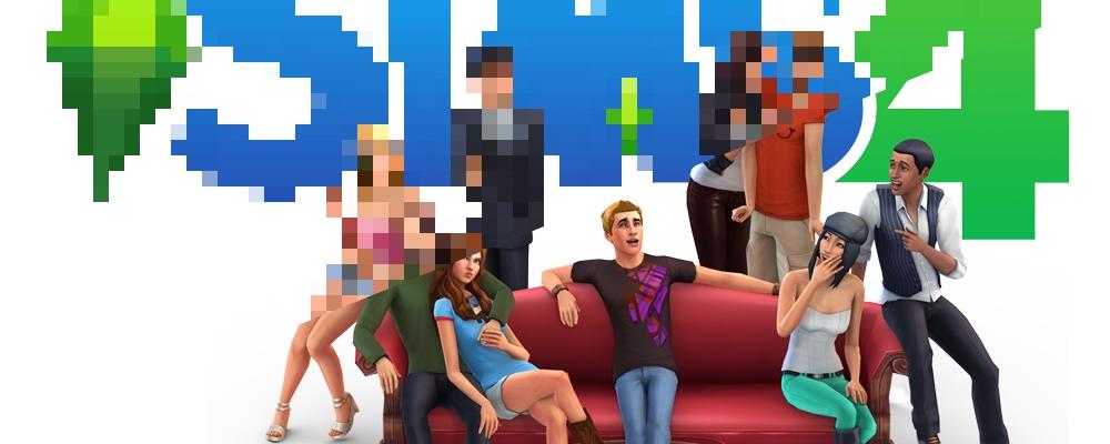 Sims 4 mit spezieller Sicherheitsvorkehrung