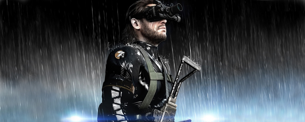 Metal Gear Solid V: Ground Zeroes noch in diesem Jahr für Steam