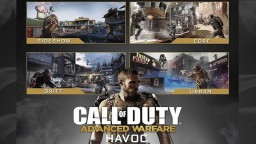 Call of Duty AW DLC 2