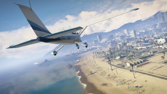 Himmel GTA V Realismus