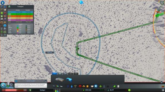 transportlines