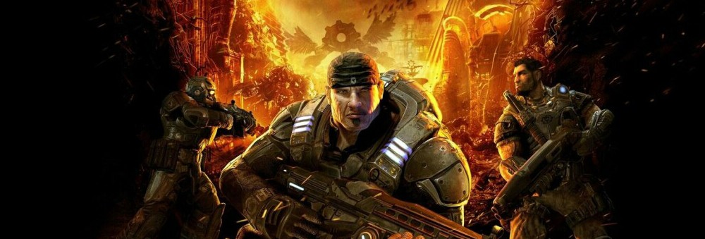 Gears of War Remaster in Arbeit
