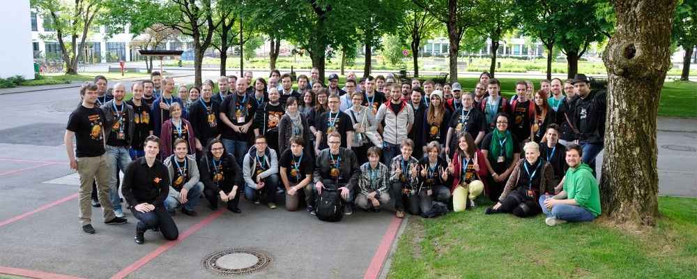 GameCamp Munich 2015