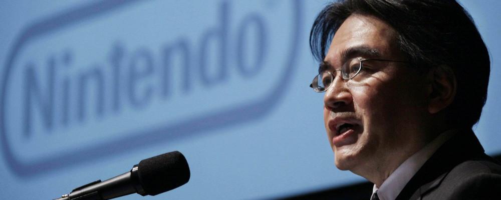 Nintendo-CEO Saturo Iwata stirbt mit 55 Jahren